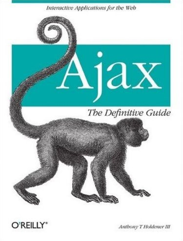 Ajax: The Definitive Guide Cover Image