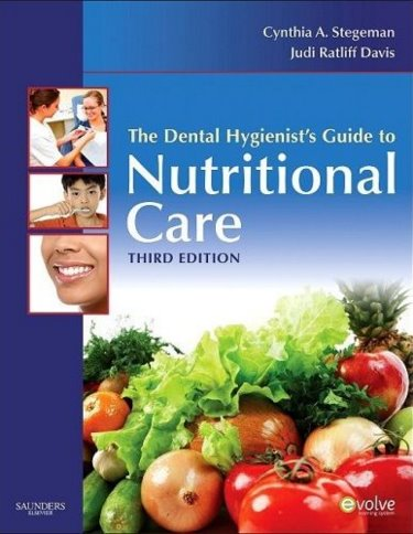 Dental Hygienists Guide to Nutritional Care Cover Image