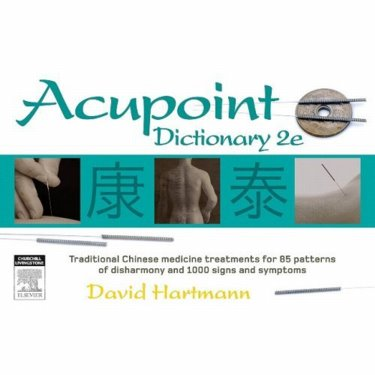 Acupoint Dictionary Cover Image
