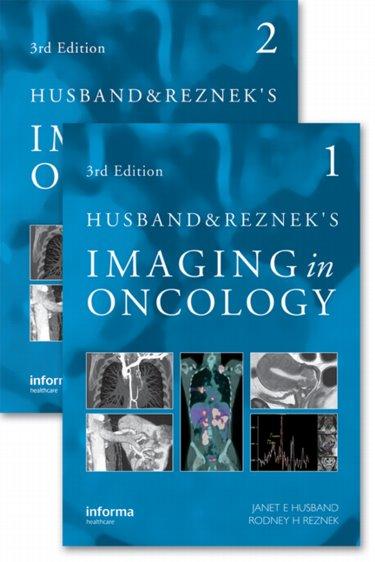 Husband and Rezneks Imaging in Oncology. 2 Volume Set Cover Image
