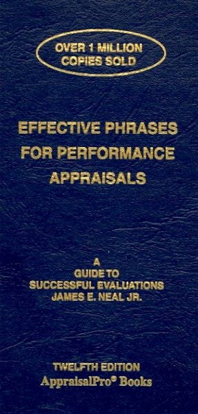 Effective phrases for performance evaluations employee evaluations