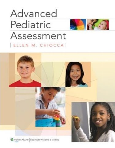 Advanced Pediatric Assessment Cover Image