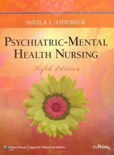 psychiatric case studies for nursing students