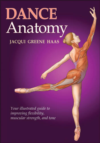Dance Anatomy Cover Image