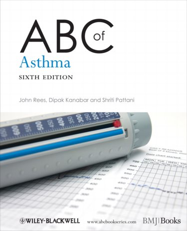 ABC of Asthma Cover Image