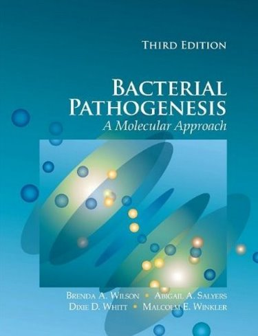 Bacterial Pathogenesis: A Molecular Approach Cover Image
