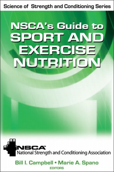 NSCAs Guide to Sport and Exercise Nutrition Cover Image