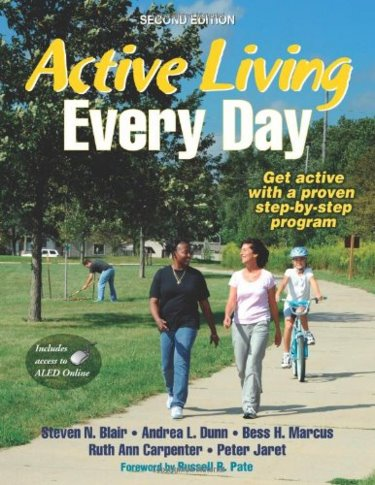 Active Living Every Day Package. Text with Internet Access Code for Online Course Cover Image
