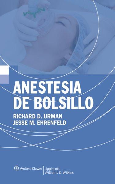 Anestesia de Bolsillo Cover Image
