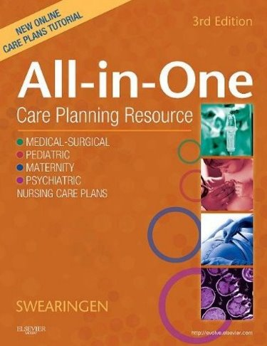 All-in-One Care Planning Resource: Medical-Surgical, Pediatric, Maternity, and Psychiatric Nursing Care Plans Cover Image