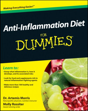 Anti-Inflammation Diet For Dummies Cover Image