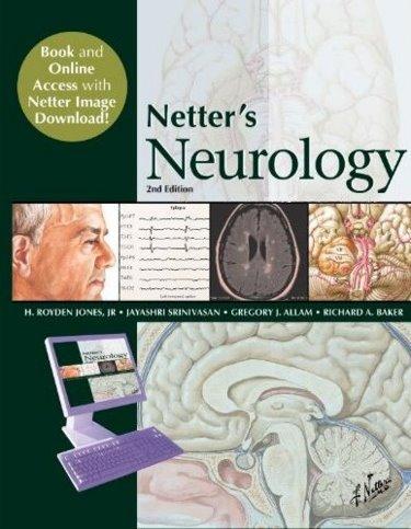 Majors Books Netter S Neurology Text With Internet Access Code
