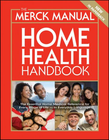 Merck Manual Home Health Handbook Cover Image