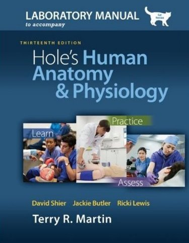 Lab Manual for Human Anatomy and Physiology 3rd Ed. Terry A. Martin Cat Edition