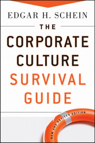 Corporate Culture Survival Guide Cover Image