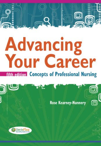Advancing Your Career: Concepts in Professional Nursing Cover Image