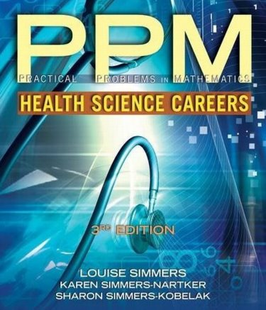 Practical Problems in Mathematics for Health Science Careers Cover Image