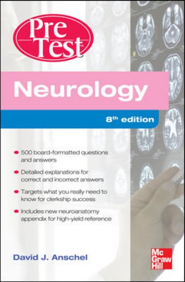 Neurology: PreTest Self-Assessment & Review Cover Image