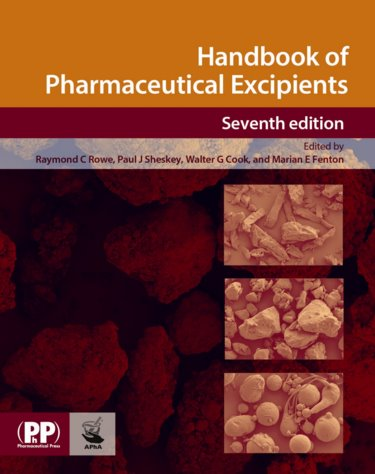 list of pharmaceutical excipients and their uses pdf