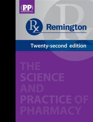 Remington: The Science and Practice of Pharmacy. 2 Volume Set Cover Image