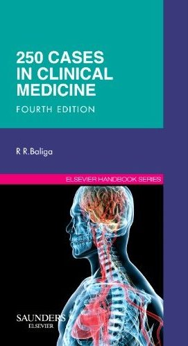 250 Cases in Clinical Medicine Cover Image