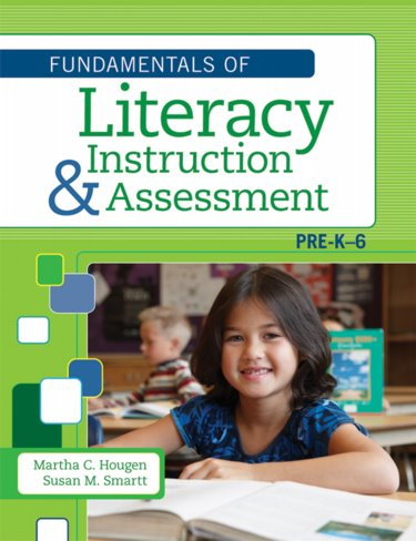 Fundamentals of Literary Instruction and Assessment, Pre-K-6 Cover Image