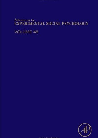 Advances in Experimental Social Psychology Cover Image