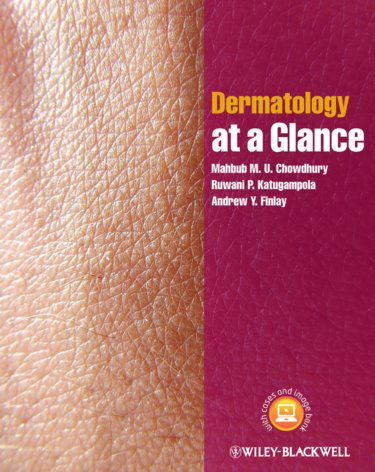Dermatology at a Glance Cover Image