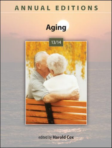 Annual Editions: Aging 2013/2014 Cover Image