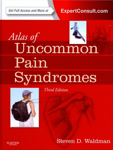 Atlas of Uncommon Pain Syndromes. Text with Access Code Cover Image