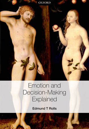 Emotion and Decision-Making Explained Cover Image