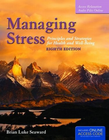 Managing Stress: Principles and Strategies for Health and Well-Being. Text with Access Code Cover Image