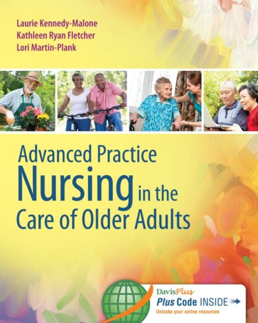 Advanced Practice Nursing in the Care of Older Adults. Text with Access Code Cover Image