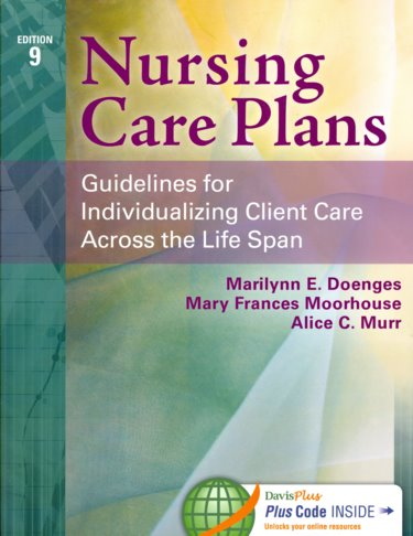 Nursing Care Plans: Guidelines for Individualizing Patient Care Across the Life Span Cover Image