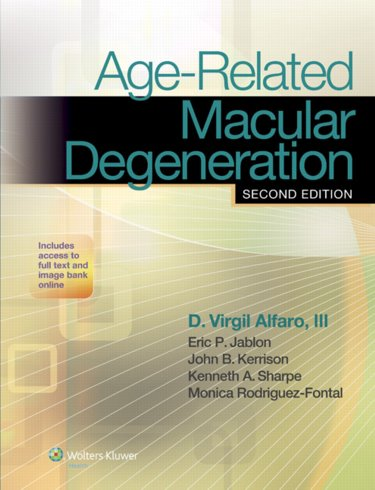 Age-Related Macular Degeneration. Text with Access Code Cover Image