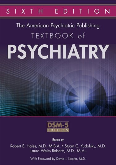 American Psychiatric Publishing Textbook of Psychiatry Cover Image