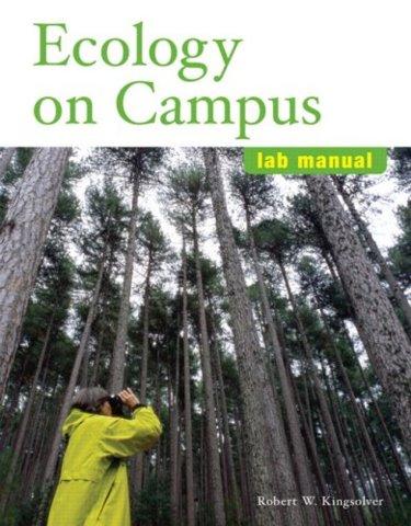 matthewsbooks com 9780805382143 0805382143 ecology on campus rh matthewsbooks com general ecology laboratory manual ecology laboratory manual pdf
