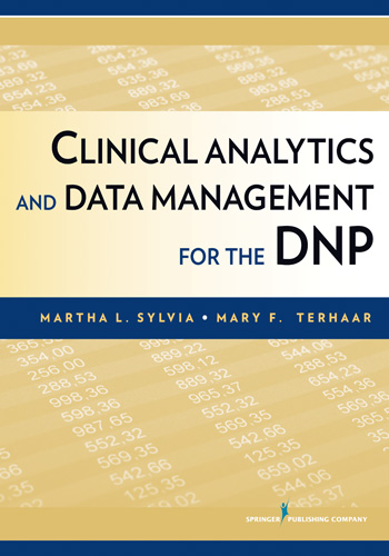 Clinical Analytics and Data Management for the DNP Cover Image