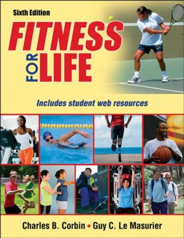 Fitness for Life Updated Cover Image