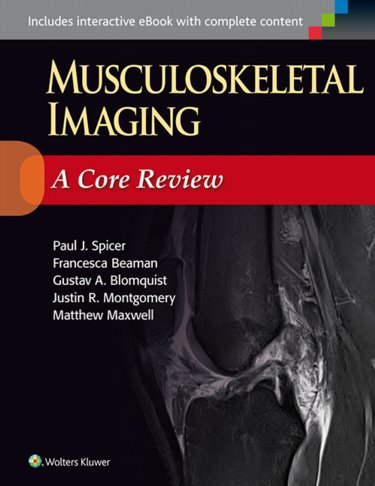 Musculoskeletal Imaging: A Core Review. Text with Access Code Cover Image