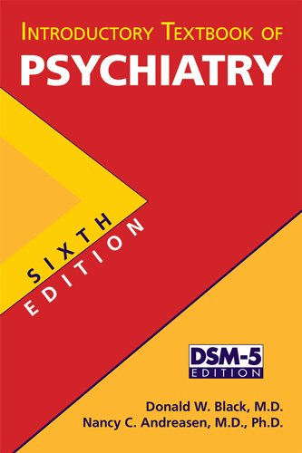 Introductory Textbook of Psychiatry Cover Image