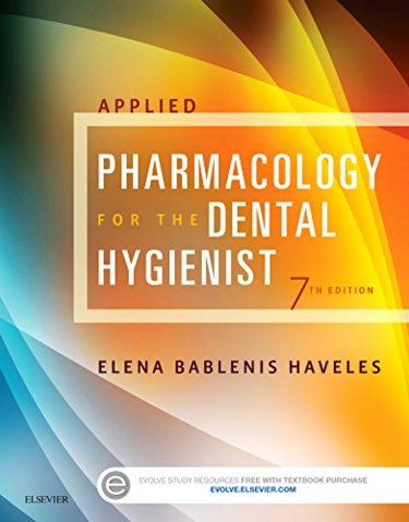Applied Pharmacology for the Dental Hygienist Cover Image
