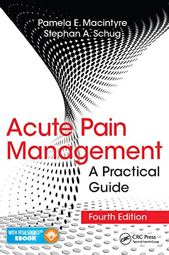 Acute Pain Management: A Practical Guide. Text with Access Code Cover Image