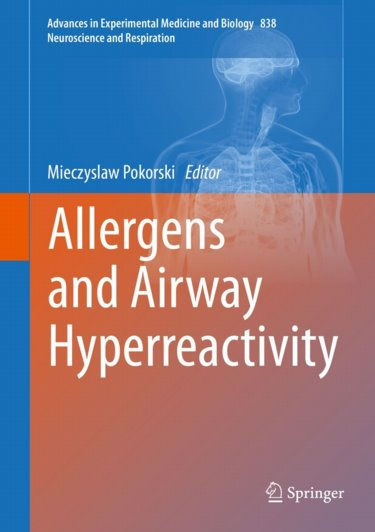 Allergens and Airway Hyperreactivity Cover Image