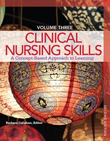 Clinical Nursing Skills: A Concept-Based Approach to Learning Cover Image