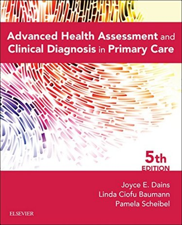 Advanced Health Assessment and Clinical Diagnosis in Primary Care Cover Image