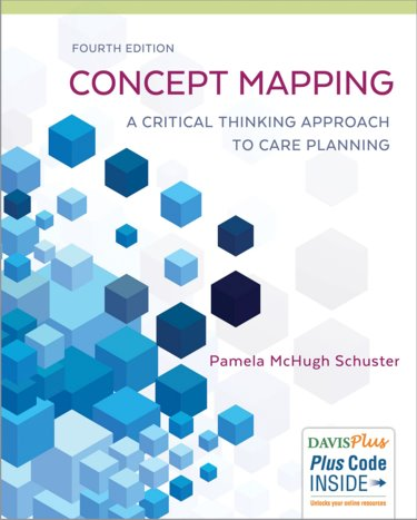 Concept Mapping: A Critical Thinking Approach to Care Planning. Text with Access Code Cover Image