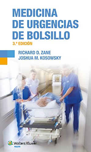 Medicina de Urgencias de Bolsillo (Pocket Emergency Medicine) Cover Image