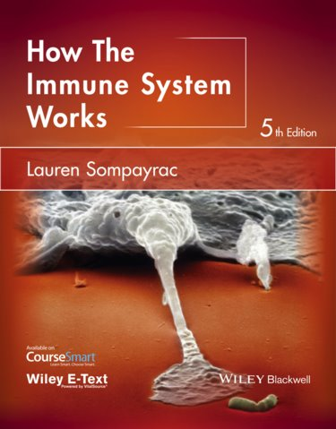 How the Immune System Works. Text with Internet Access Code Cover Image