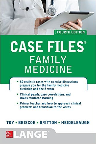 Case Files: Family Medicine Cover Image